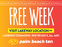 Palm Beach Tan Lakeway